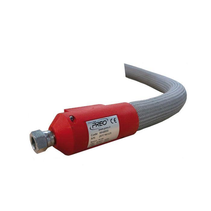 TUBO PREO Termoregolato da 0,4 a 12 m temperature d'esercizio tra 50°e 230° incollaggio a caldo